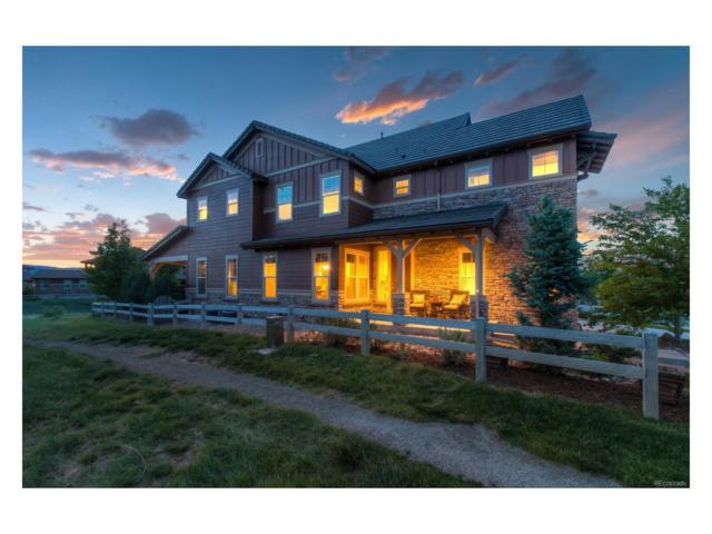 500 Maplehurst Drive, Highlands Ranch, CO 80126 (#3889757) :: The Peak Properties Group