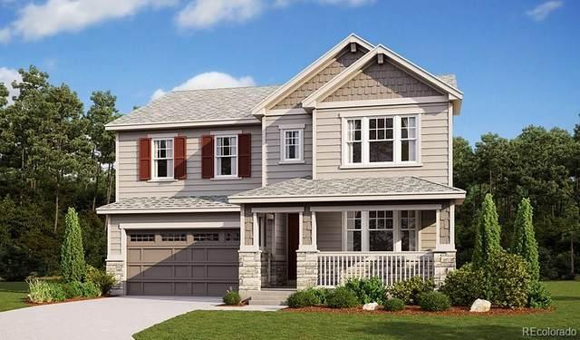 8152 Ralston Creek Avenue, Littleton, CO 80125 (MLS #3890308) :: Clare Day with Keller Williams Advantage Realty LLC