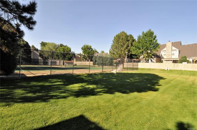 2770 S Elmira Street #14, Denver, CO 80231 (MLS #3890364) :: 8z Real Estate