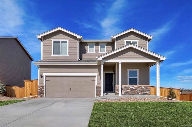 47368 Lilac Avenue, Bennett, CO 80102 (#3890640) :: The DeGrood Team