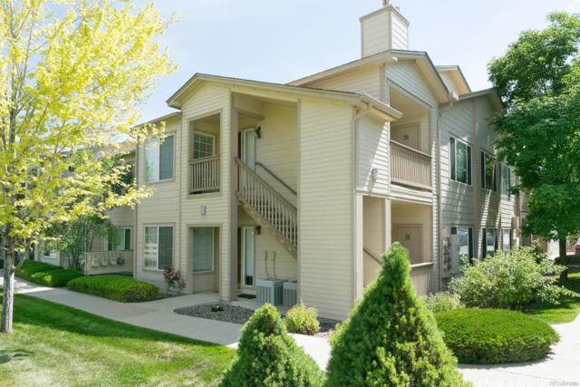 8775 W Berry Avenue #201, Littleton, CO 80123 (#3890703) :: The DeGrood Team