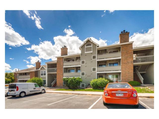 12043 W Cross Drive #301, Littleton, CO 80127 (#3890905) :: The Peak Properties Group