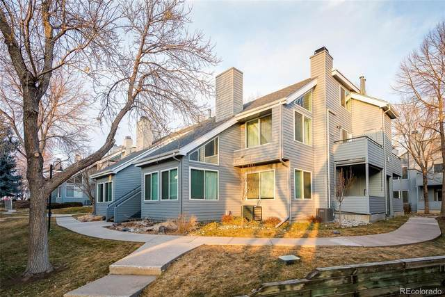 8500 E Jefferson Avenue 8B, Denver, CO 80237 (#3890988) :: The Margolis Team