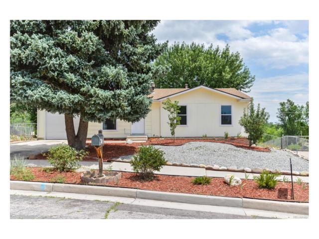 213 Frost Lane, Colorado Springs, CO 80916 (MLS #3891078) :: 8z Real Estate
