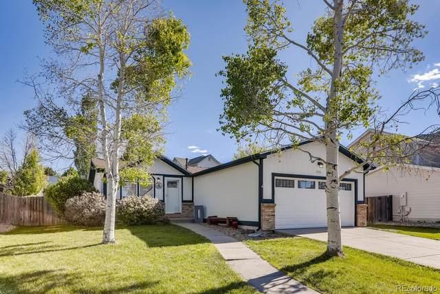 5721 S Quemoy Circle, Centennial, CO 80015 (#3891300) :: Bring Home Denver with Keller Williams Downtown Realty LLC