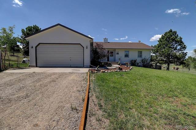 6200 Bow Meadows Drive, Elizabeth, CO 80107 (#3891502) :: Berkshire Hathaway Elevated Living Real Estate