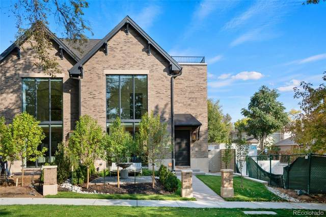 530 Saint Paul Street, Denver, CO 80206 (#3891595) :: Briggs American Properties