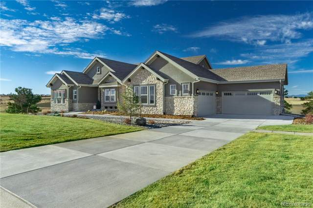 8764 Red Primrose Street, Franktown, CO 80116 (#3891629) :: The DeGrood Team