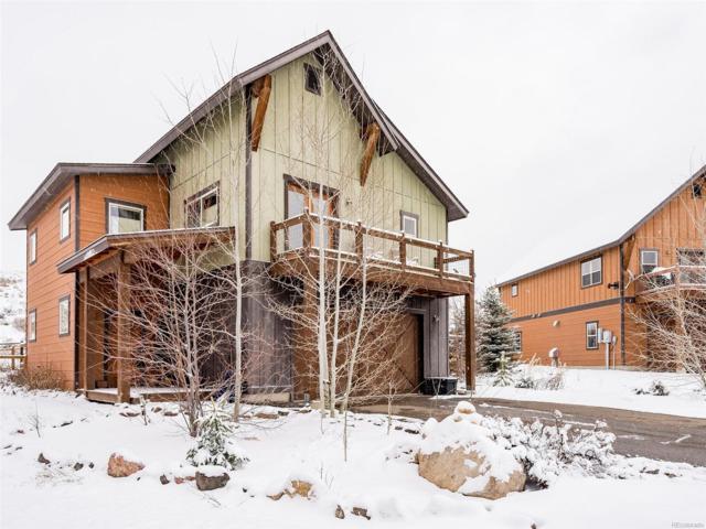 23650 Sagebrush Circle, Oak Creek, CO 80467 (#3892231) :: Mile High Luxury Real Estate