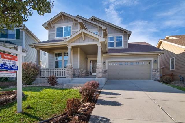868 Mircos Street, Erie, CO 80516 (#3892284) :: Mile High Luxury Real Estate