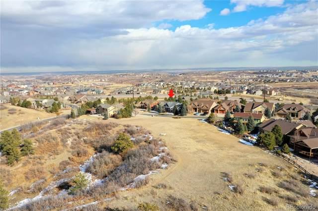 1608 Suncrest Road, Castle Rock, CO 80104 (MLS #3892746) :: 8z Real Estate