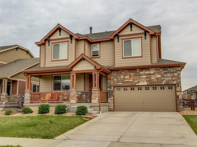 19439 Fallgold Street, Parker, CO 80134 (#3892844) :: The Pete Cook Home Group
