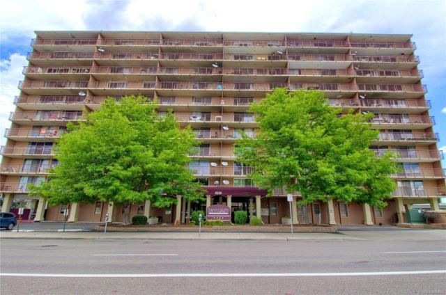 2225 E Buchtel Boulevard #303, Denver, CO 80210 (#3892958) :: HomeSmart Realty Group