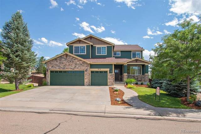 1812 Primrose Place, Erie, CO 80516 (#3893320) :: The DeGrood Team