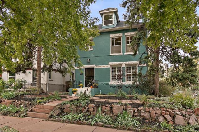 1279 Vine Street, Denver, CO 80206 (#3893352) :: Wisdom Real Estate