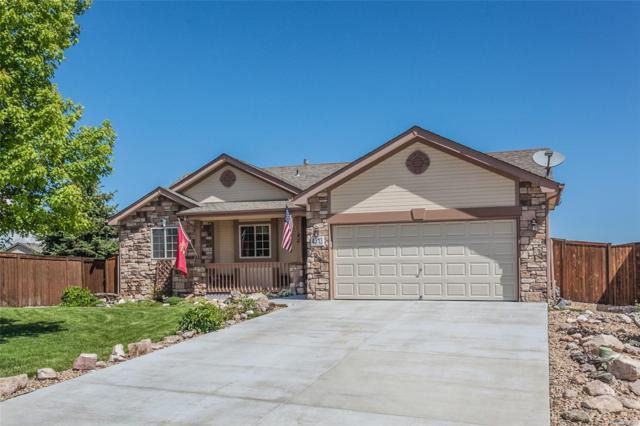 4313 Limestone Lane, Johnstown, CO 80534 (#3893365) :: The Heyl Group at Keller Williams