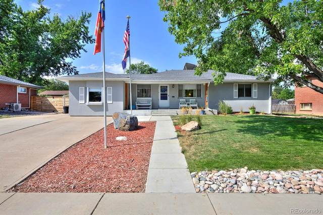 6035 S Bannock Street, Littleton, CO 80120 (#3893402) :: Chateaux Realty Group