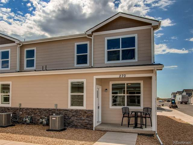 262 S 4th Court, Deer Trail, CO 80105 (#3893645) :: Own-Sweethome Team