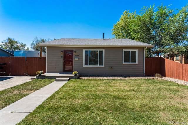 1225 S Winona Court, Denver, CO 80219 (MLS #3893668) :: Bliss Realty Group