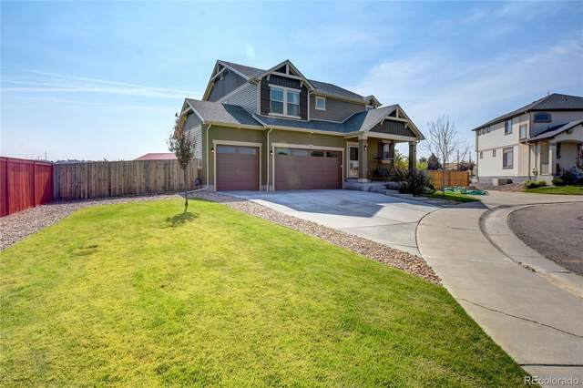 5048 S Addison Way, Aurora, CO 80016 (MLS #3893877) :: Kittle Real Estate