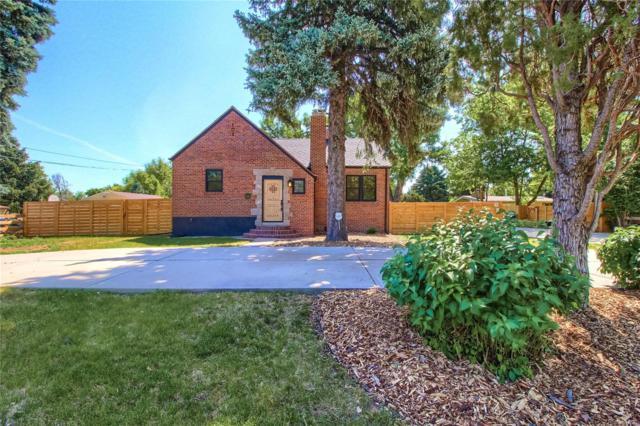2440 Iris Street, Lakewood, CO 80215 (#3894000) :: Bring Home Denver