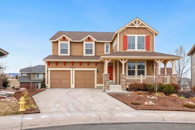 3543 Tribute Place, Castle Rock, CO 80109 (#3894213) :: Harling Real Estate