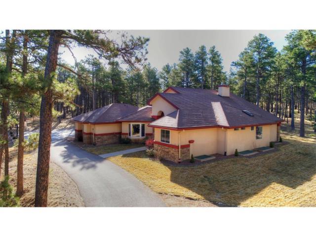 8825 Whispering Pine Trail, Colorado Springs, CO 80908 (MLS #3894385) :: 8z Real Estate