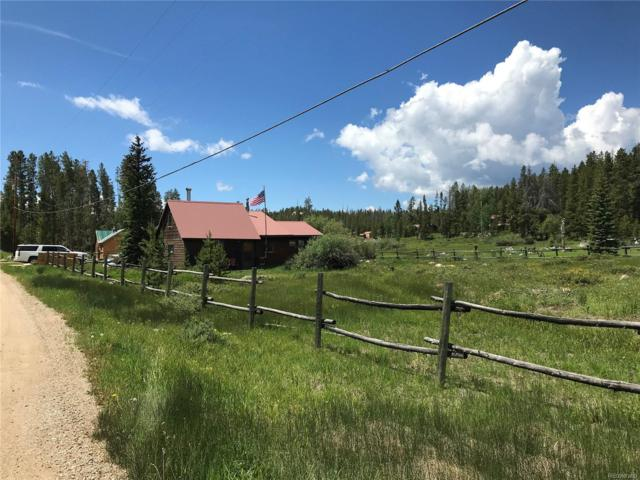 33 County Road 4812, Grand Lake, CO 80447 (#3894502) :: The HomeSmiths Team - Keller Williams