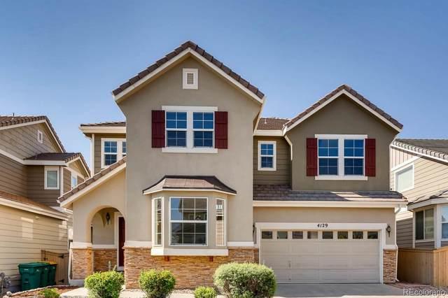 4129 Aspenmeadow Circle, Highlands Ranch, CO 80130 (#3894587) :: Colorado Home Finder Realty