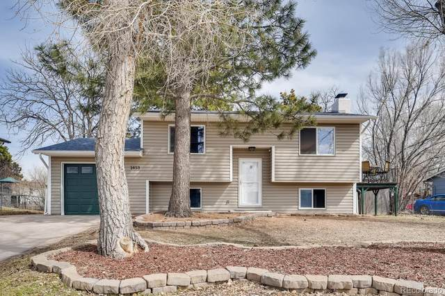 1453 Hiawatha Drive, Colorado Springs, CO 80915 (#3894974) :: The Griffith Home Team