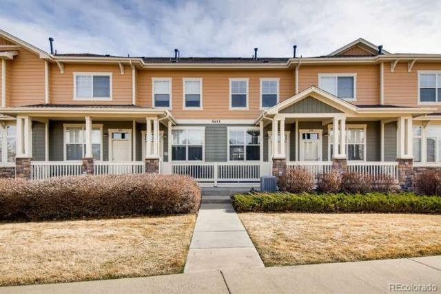 9433 Ashbury Circle #104, Parker, CO 80134 (MLS #3894984) :: 8z Real Estate