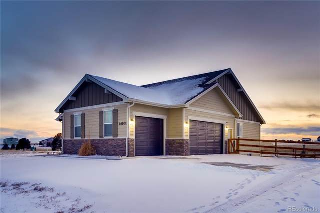 16501 Badminton Road, Platteville, CO 80651 (MLS #3895142) :: 8z Real Estate