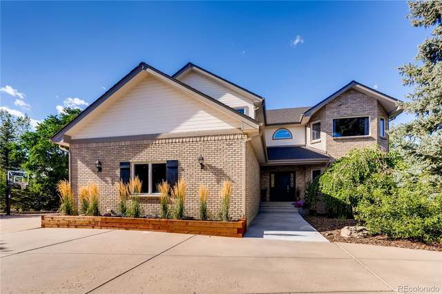 19831 E Geddes Place, Centennial, CO 80016 (#3895209) :: Compass Colorado Realty
