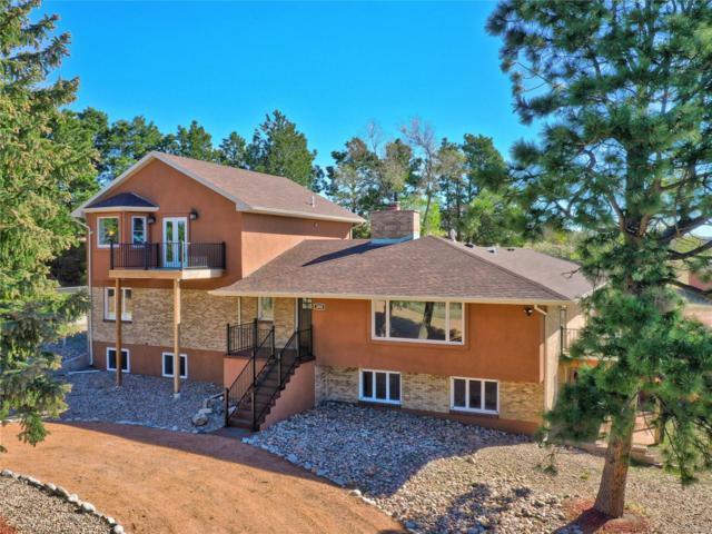 3202 Bella Cima Drive, Colorado Springs, CO 80918 (MLS #3895214) :: 8z Real Estate