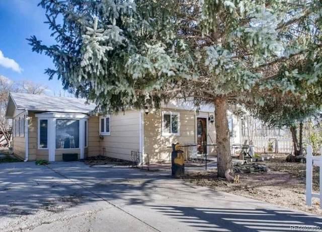 3834 Belmont Avenue, Evans, CO 80620 (MLS #3895379) :: 8z Real Estate