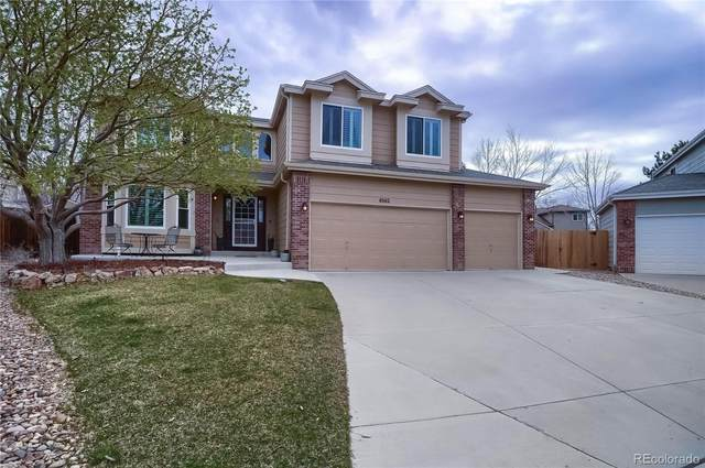 6502 S Owens Court, Littleton, CO 80127 (#3895679) :: The Harling Team @ HomeSmart