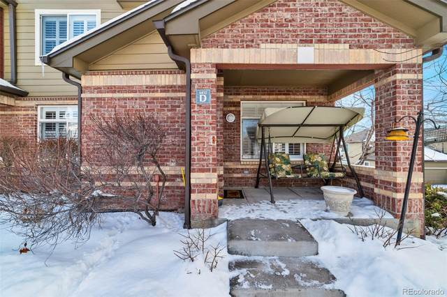 6432 Silver Mesa Drive D, Highlands Ranch, CO 80130 (#3895978) :: The DeGrood Team