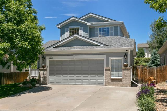 20439 E Bellewood Place, Aurora, CO 80015 (#3896253) :: The Heyl Group at Keller Williams