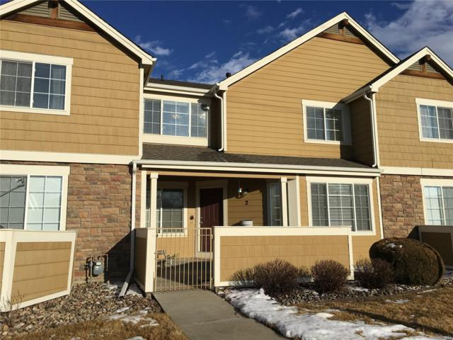 805 Summer Hawk Drive #2, Longmont, CO 80504 (MLS #3896365) :: 8z Real Estate