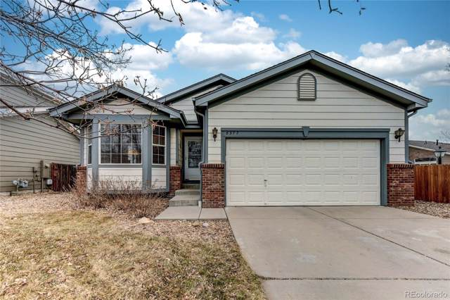 6377 Old Divide Trail, Parker, CO 80134 (#3896417) :: The DeGrood Team