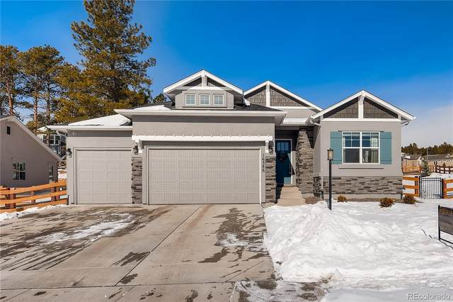 16386 Shadow Cat Place, Monument, CO 80132 (#3896938) :: The Harling Team @ Homesmart Realty Group