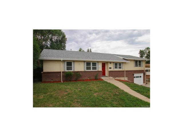 1436 Swope Avenue, Colorado Springs, CO 80909 (MLS #3897146) :: 8z Real Estate