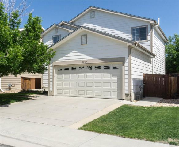 1267 Lark Avenue, Brighton, CO 80601 (#3897498) :: The Peak Properties Group