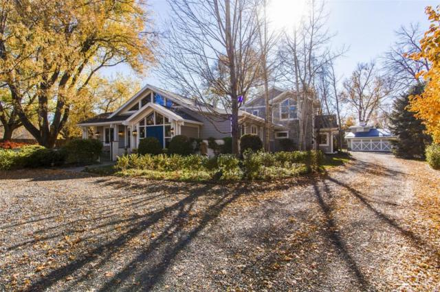 6 Viking Drive, Cherry Hills Village, CO 80113 (#3897530) :: The Umphress Group