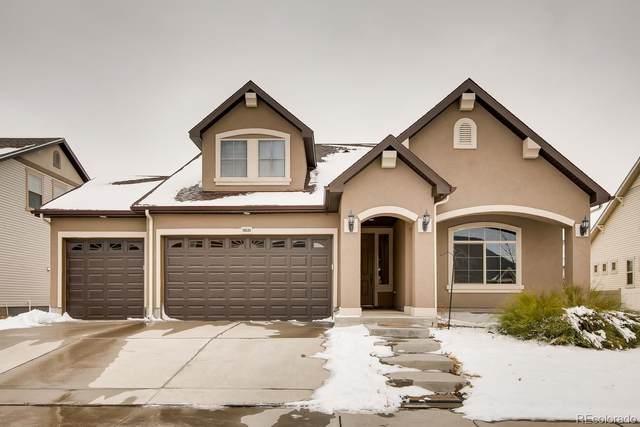 19534 E 54th Place, Denver, CO 80249 (#3897632) :: The Peak Properties Group