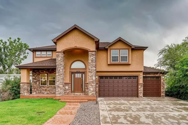 11804 W Security Avenue, Lakewood, CO 80401 (#3897734) :: Re/Max Structure