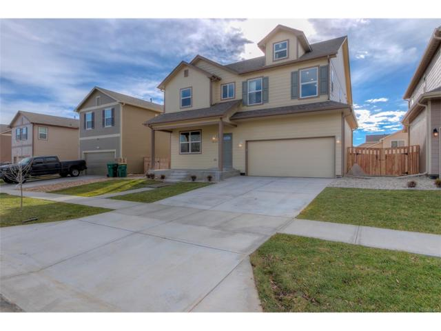 1832 Fletcher Avenue, Lochbuie, CO 80603 (#3898566) :: The Griffith Home Team