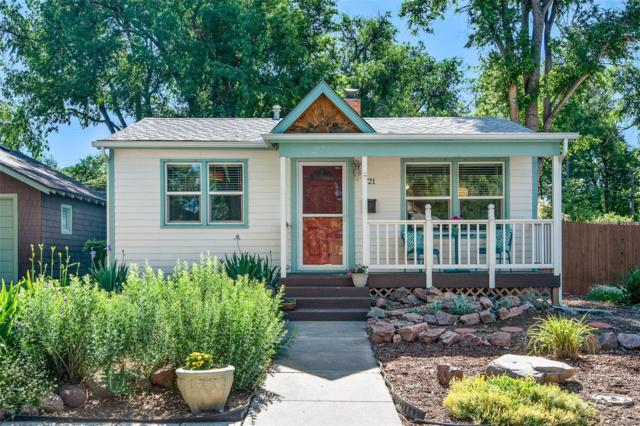 721 Arcadia Place, Colorado Springs, CO 80903 (#3898841) :: The Heyl Group at Keller Williams