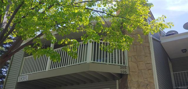 18391 E Kepner Place #205, Aurora, CO 80017 (#3899237) :: The Peak Properties Group