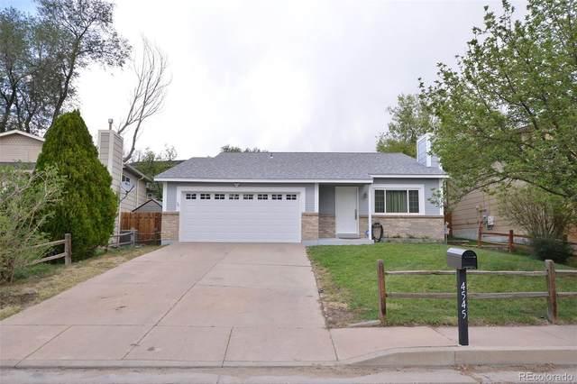 4545 Cassidy Street, Colorado Springs, CO 80911 (#3899408) :: The DeGrood Team